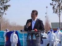 İBB Başkanı İmamoğlu, koronavirüs için alınan önlemleri açıkladı