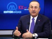 Çavuşoğlu: Türkiye'yi oyalama devri bitti