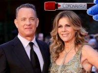 Tom Hanks ile eşi Rita Wilson'da koronavirüs tespit edildi