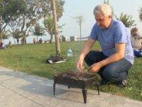 İstanbul'da sahillerde mangal ve nargile yasağı geliyor