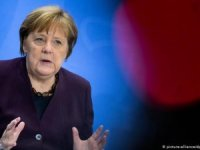 Almanya Başbakanı Merkel'den Türkçe altyazılı koronavirüs videosu