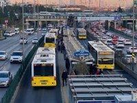 İstanbul'da toplu ulaşımda inanılmaz düşüş