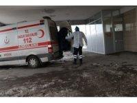 Niğde'de Umre'den gelen 1 kişi karantina altına alındı