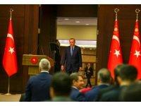 """Cumhurbaşkanı Erdoğan: """"Yeni bir döneme giriyoruz"""""""