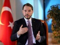 Bakan Albayrak: 100 milyar TL'lik destek paketi iş dünyası ile istişare ile oluşturuldu