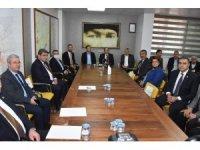 CHP kurmayları Kadir Aydar için Ceyhan'da