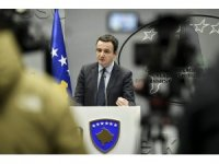 Kosova Başbakanı Kurti, olağanüstü hal ilan edilmesi fikrine karşı