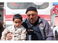 """Şehit babası: """"Askere çağırsalar ben de giderim"""""""