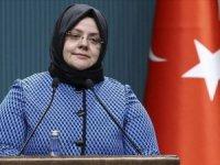 Çalışma Bakanı Zehra Zümrüt Selçuk: 7 milyar liraya yakın asgari ücret desteği vereceğiz