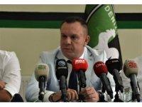 Başkan Çetin'den korona virüs tedbirlerine ilişkin açıklama