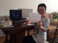Samsun'da eğitim telekonferansla devam ediyor