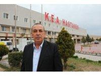 Konya'da sağlık çalışanlarına 'etliekmek' ikramı