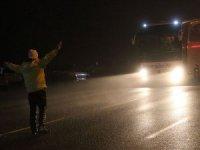 KKTC'den getirilen 450 kişi Niğde'de yurda yerleştirildi