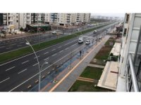 Diyarbakır Emniyet Müdürlüğünden Türkçe ve Kürtçe 'evde kalın' anonsu