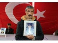 HDP önündeki ailelerin evlat nöbeti 208'inci gününde