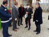 Gürpınar Belediyesi 65 yaş üstü vatandaşlar için seferber oldu