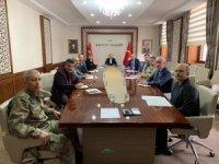 İl Pandemi Kurulu Koordinasyon toplantıları Vali Epcim başkanlığında gerçekleştirildi