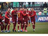 Kayserispor en fazla golü ikinci yarılarda buldu