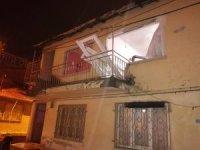 Uşak'ta tüpten sızan gaz patladı: 1 yaralı