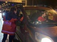 Eskişehir'de şehir girişlerinde sağlık kontrolleri en üst seviyeye çıkarıldı