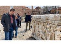 8 yıldır kapalı olan İznik Müzesi'ndeki restorasyon 1 hafta sonra bitiyor