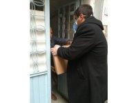 Kilis'te bin 244 yaşlıya yardım