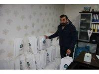 GGC'den sahada çalışan gazetecilere korona paketi
