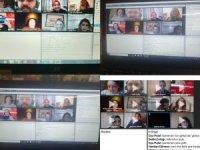 17 ülkenin öğretmen ve öğrencileri 'Evde Kalın Evde Öğrenin' projesi başlattı