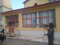 Sandıklı'da 56 köy Kovid-19 virüsüne karşı dezenfekte ediliyor