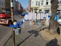 Berlin'de ihtiyaç sahipleri için bağış noktaları