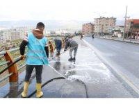 Mardin'de korona virüs seferberliği sürüyor