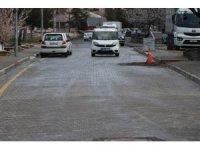 Nevşehir polisinden, vatandaşlara 'Zaruri olmadıkça dışarı çıkmayın' uyarısı