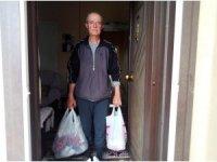 Yenipazar'da yaşlılar rahat ettiriliyor
