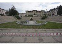 Milli Şair Mehmet Akif'in vaaz verdiği tarihi Nasrullah Meydanı boş kaldı