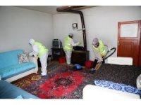 Elazığ'da korona virüse karşı tedbirler arttırılarak devam ediyor