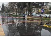 Tekirdağ'da sahil korona salgını nedeniyle yürüyüşe kapatıldı