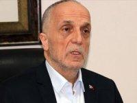 Türk-İş'ten Kovid-19 ile mücadelede yeni tedbirler alınması için çağrı