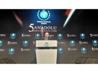 160 medya kuruluşundan Cumhurbaşkanı Erdoğan ve TÜRKSAT'a teşekkür
