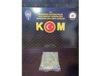 Balıkesir polisinden 2 uyuşturucu operasyonu
