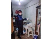 Kaçak maske üretimi yapan işyeri mühürlendi
