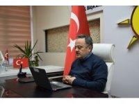 AK Parti Karabük Teşkilatı'ndan Vefa Sosyal Destek Grubu'na bağış