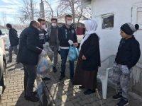 """Karlıova'da """"Vefa Sosyal Destek Grubu"""" görevde"""