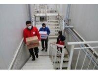 Elazığ'da Vefa Sosyal Destek Grubu 13 bin 517 talebi karşıladı