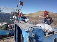 Su ürünleri avlanma yasağına uymayanlara ceza kesilecek