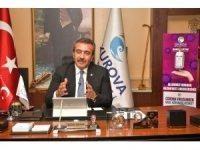 Başkan Çetin salgın sonuna kadar maaşını bağışladı