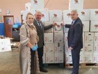 Kemer Belediyesi'nden ihtiyaç sahiplerine yardım paketi