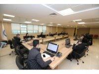 Şahinbey Belediyesi'nden yardım santrali
