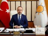 AK Partili Turan'dan 'Milli Dayanışma' kampanyasına davet