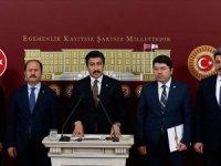 İnfaz düzenlemesi Meclis'te: 90 bin kişi cezaevinden çıkacak