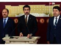 """AK Parti Grup Başkanvekili Cahit Özkan: """"(İnfaz düzenlemesi) Toplum vicdanını yaralayan cinsel suçlar ve terör suçları kapsam dışında."""""""